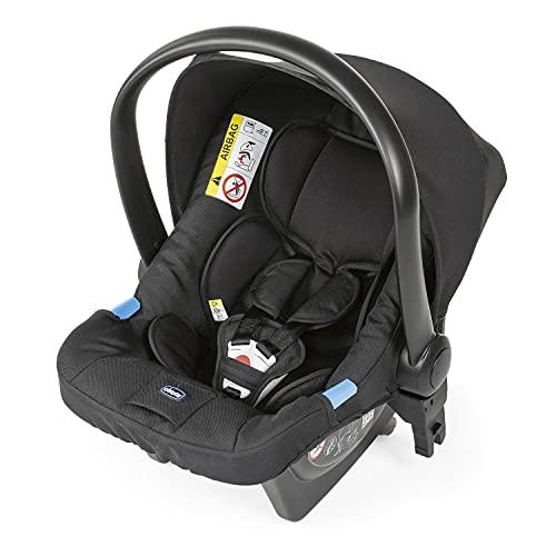 Kaily Autositz, 0 – 13 kg, Gruppe 0+, für Kinder von 0 bis 15 Monaten, einfach zu installieren, Babyschale mit Mini-Reduzierkissen, passt an Kinderwagen