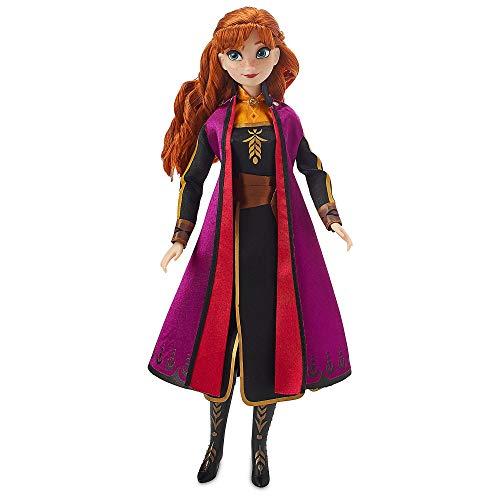 Disney Original Eiskönigin 2 - Singende Anna Puppe