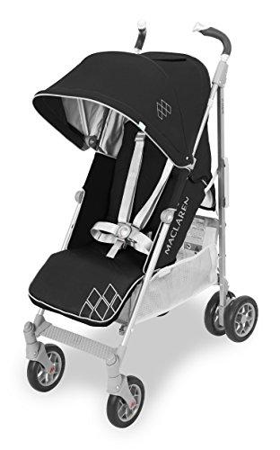 Maclaren Techno XT Buggy – Voll ausgestattet, leicht und kompakt. Für Neugeborene und Kinder bis 25 kg. Newborn Safety System™, ausziehbares UPF50+/wasserdichtes Verdeck, Sovereign™ Lifetime Warranty