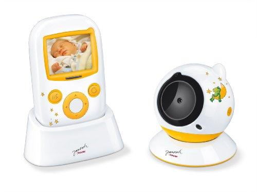 Beurer JBY 103 Video Babyphone Janosch, weiß-gelb