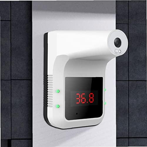 Wandmontiertes Body Thermometer Bluetooth Berührungslos Digitaler Digital-stirn-Fieber-Thermometer Für Schulen