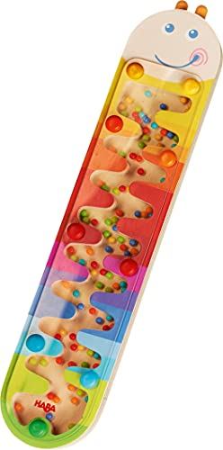 Haba Rgenmacher Wurm in bunten Farben