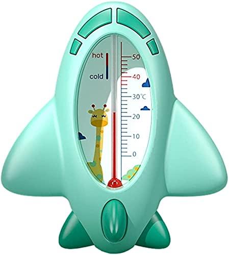 GXT Baby Badethermometer Badewanne Thermometer Floatin Thermometer Sicherheit Wasser Thermometer Baby Spielzeug für Säuglingsbadewanne Schwimmbad Bequem und schnell (Color : Pink)