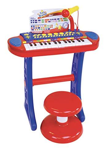 Bontempi 13 3240 Elektronische Orgel, Mehrfarben