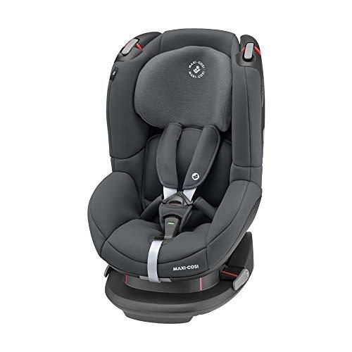 Maxi-Cosi Tobi Kindersitz, mit 5 komfortablen Sitz-und Ruhepositionen, Gruppe 1 Autositz (ca. 9-18 kg), nutzbar ab ca. 9 Monate bis ca. 4 Jahre, Authentic graphite