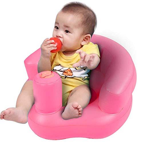BigBig Style Baby Aufblasbarer Pumpstuhl Kinder Haushalt Tragbar Badesitz Spielsofa