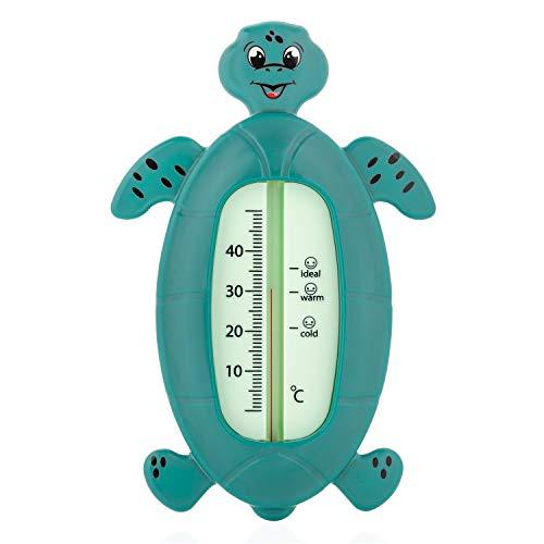 reer kindersicheres Badethermometer Schildkröte