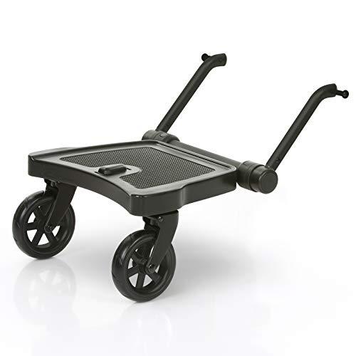 ABC Design 2020 Kiddie Ride On 2 Trittbrett Universal Kiddy Board black