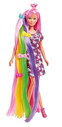 Simba 109283011 Hello Kitty Steffi Love Hairplay