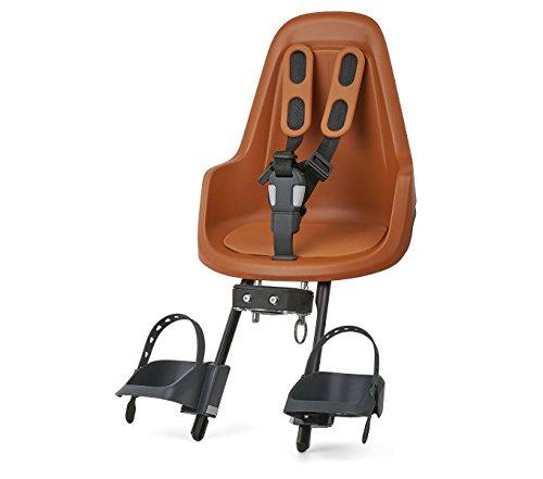 Bobike Kinder Mini One Kindersitz, Chocolate Brown, XS EU