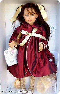 Joke Grobben Marcelle Puppe LE 136/250