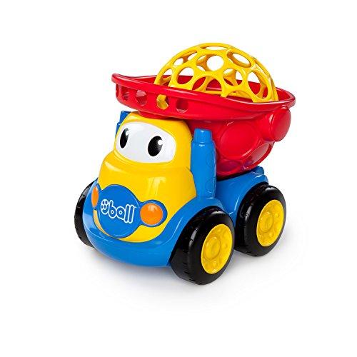 Bright Starts, Oball, Go Grippers, Spielzeug Lastwagen