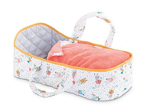 Corolle Mon Premier Poupon 30cm Babytragetasche / Schlaf-und Tragetasche für alle 30cm Corolle Puppen / 9x30x17cm / Für Kinder ab 18 Monaten geeignet