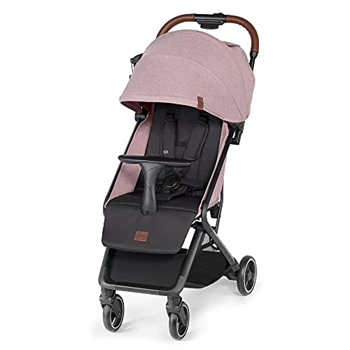 Kinderkraft Pushchair NUBI pink - Kinderwagen, Unisex, Kinderwagen, Rosa (pink)