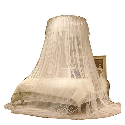 Guddawstraatyi Mückennetz Moskitonetz Bett Kuppel Hängen Bettvorhang verschlüsselt Prinzessin Mosquito Bett Zelt for Kinder Kinder Zimmer Dekor Betthimmel