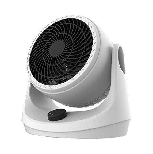 UltraNurtureest Silent Schreibtischlüfter elektrische Heizung, Kleiner vertikaler tragbarer Mini-Desktop-Heizgerät Haushaltsbüro Automatische effiziente Erwärmung