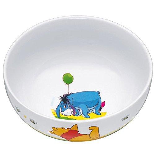 WMF Disney Winnie Pooh Kindergeschirr Kinder-Müslischale 13,8 cm, Porzellan, spülmaschinengeeignet, farb- und lebensmittelecht