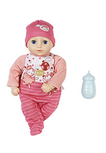 Zapf Creation 704073 Baby Annabell My First Annabell Weiche Puppe mit Schlafaugen, 30 cm
