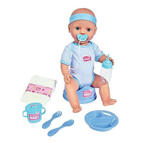 Simba 105030044 - New Born Baby Puppen-Junge, 43 cm