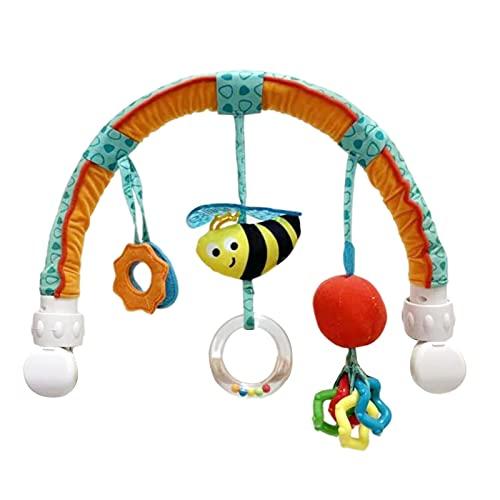 Baby Bogen Spielzeug,spielbogen Baby,Hängende Puppenanhänger Für Babybett Kinderwagen Spielzeug Dekore,baby Spielbogen