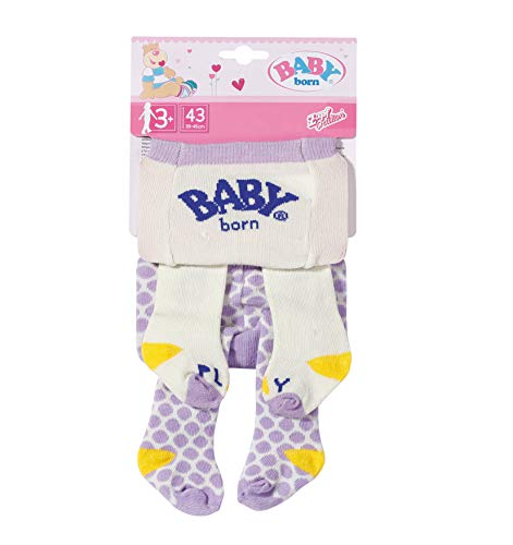 BABY born Tights 43cm, 3 assorted