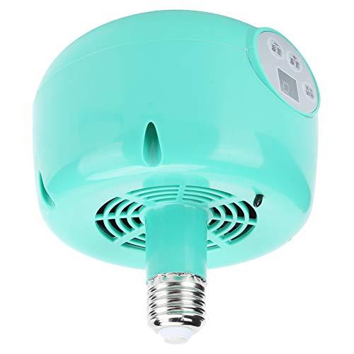 Lüfterheizung, Abtötung von Keimen und Belüftung LED-Warmlichtbeleuchtung Stellen Sie den Heizlampenthermostat, Huhn für Haustier, frei ein