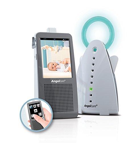 Angelcare Babyphon mit Video-Überwachung AC1120-D, weiß