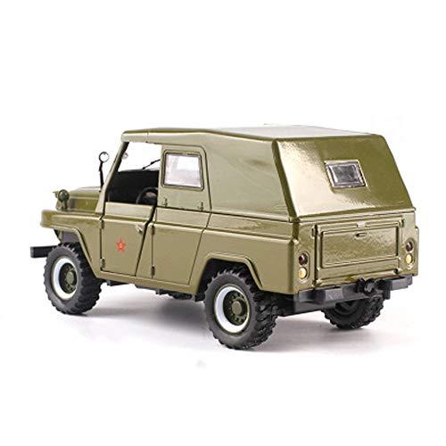 LYQQQQ Automodell, 01.32 Auto-Modell-Simulation Legierung Druckguss-Spielzeug Auto Schmuck-Kollektion Von Schmuck 15.5x7x6.5cm