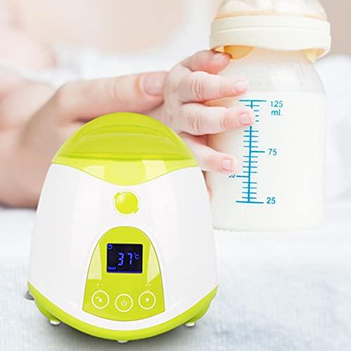ershixiong Flaschenwärmer Baby,Elektrischer Flaschen- Und Speisenwärmer,2-in-1 Muttermilchwärmer Konstante Temperatur Heizung Und Wärmeerhaltung