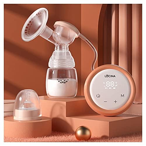 HYFDGV Elektrische Milchpumpe Stillpumpe tragbare Brustpumpen wiederaufladbare Milchpumpe, Brustmassage Elektrische Milchpumpe