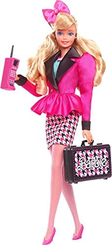 Barbie GXL24 - Signature Rewind Career Girl Barbie Puppe, ab 6 Jahren