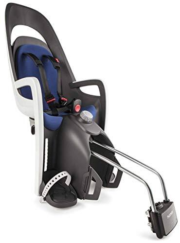 Hamax Kindersitz Fahrrad hinten Caress Testsieger blau Kinder Fahrradsitz e-Bike