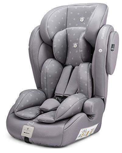 Osann Kinderautositz Flux Isofix, Gruppe 1/2/3 (9-36 kg), Autositz bellybutton Affe