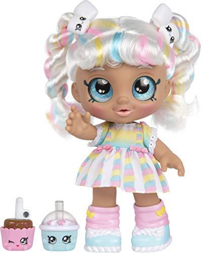 Kindi Kids - Marsha Mello Puppe für Jungen und Mädchen ab 3 Jahren, Mehrfarbig (Famosa 700015393)