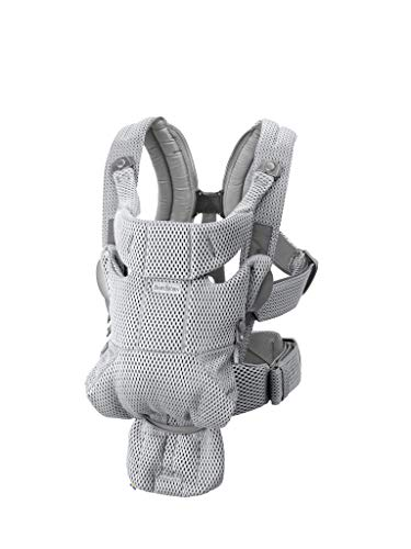 BABYBJÖRN Babytrage Move, 3D-Netzstoff, Grau
