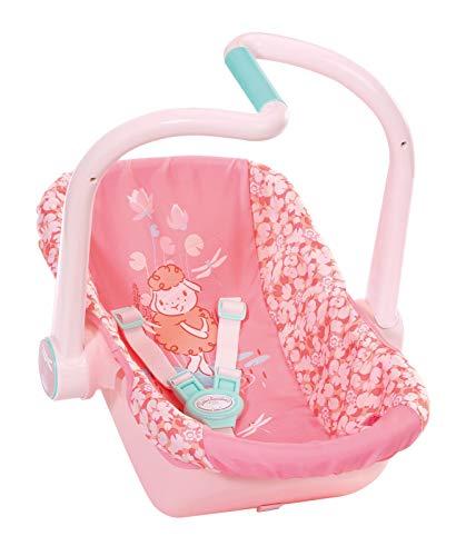 Baby Annabell Active Comfort Seat für 43cm Puppe - 2-in-1 Funktion - Einfach für Kleine Hände, kreatives Spiel fördert Empathie und soziale Fähigkeiten, für Kleinkinder ab 3 Jahren