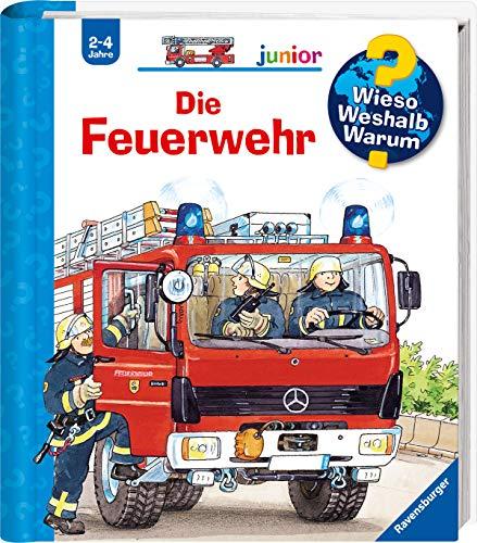 Wieso? Weshalb? Warum? junior: Die Feuerwehr (Band 2) (Wieso? Weshalb? Warum? junior, 2)