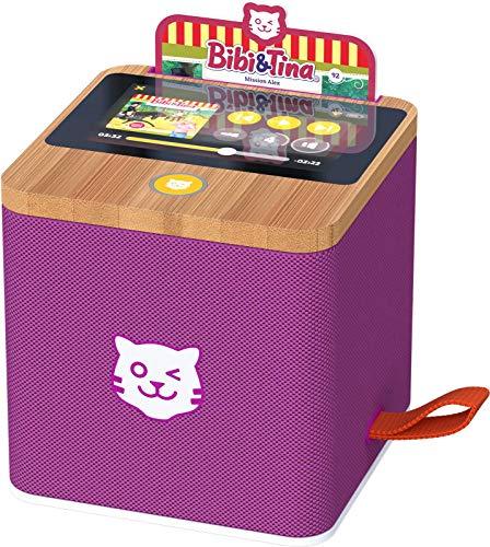 Tigermedia 1201 tigerbox - TOUCH Streaming-Box, Lila