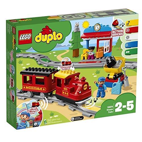 Unbekannt Lego® DUPLO® Dampfeisenbahn, 59 Teile
