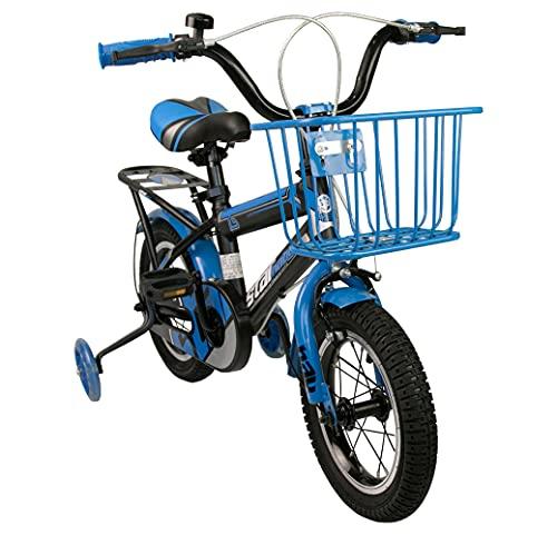 Airel Kinderfahrräder für Jungen und Mädchen | Fahrrad mit Rollen und Korb Kinderfahrrad | Fahrrad Kinder 12, 16, 18 und 20 Zoll | Fahrräder Kinder 3-11 Jahre