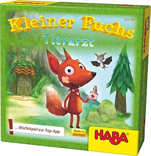 HABA Sales GmbH & Co.KG 302797 Kleiner Fuchs Tierarzt
