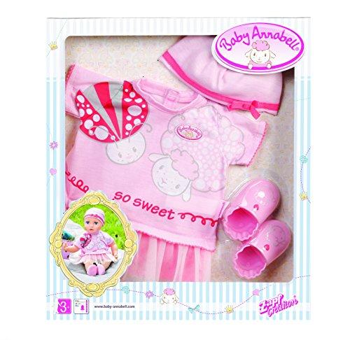 Baby Annabell 4001167700198 Puppenzubehör, Mehrfarbig