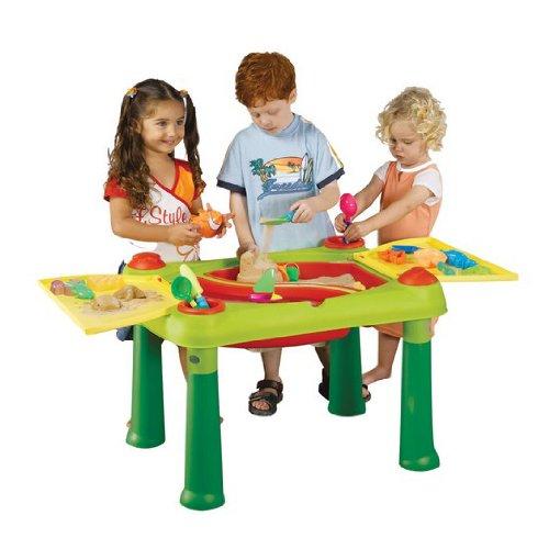 Keter 17184058 - Kinder Spieltisch Sand and Water
