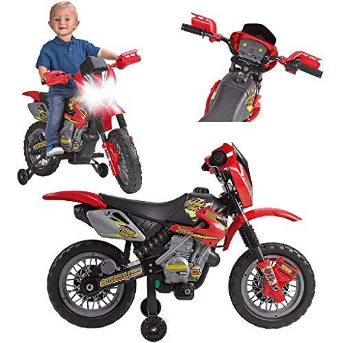 FEBER Kinder-Motorrad Cross