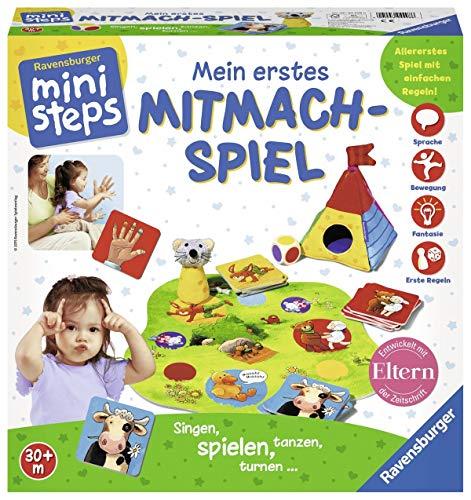 Ravensburger ministeps 04498 - Mein erstes Mitmach-Spiel