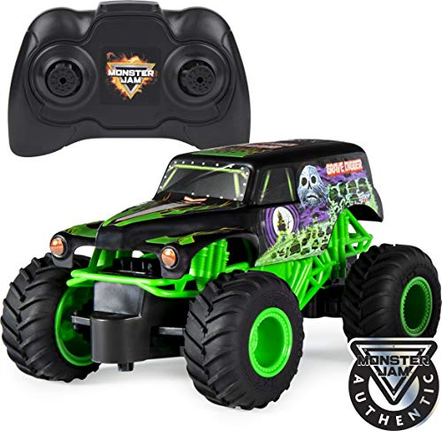 Monster Jam Grave Digger RC Truck, Maßstab 1:24, ferngesteuert