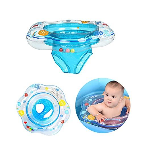 Baby Schwimmring,Schwimmsitz Kleinkinder,Baby Schwimmhilfen mit Schwimmsitz,Kinder Schwimmreifen ab 6 Monate bis 3 Jahre