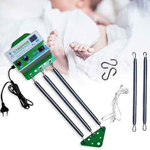 Elektrische Babyschaukel Controller, TZUTOGETHER mit Einstellbar Timer Schwingfeder für die Baby Federwiege und Baby Hängematte   stabil  Kein Geräusch  Energie sparen