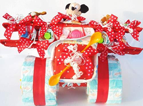 XXL Windeltorte Disney mit Minni Mouse