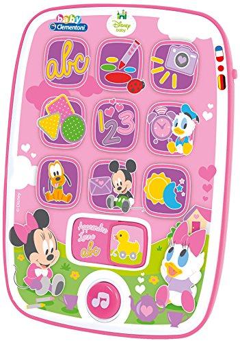 Clementoni–62949–Meine erste Tablet Baby Minnie